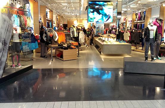 retail concrete flooring